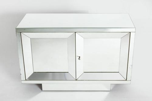 Mirrored Cabinet