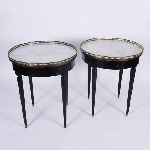 Pair of Bouilotte Tables