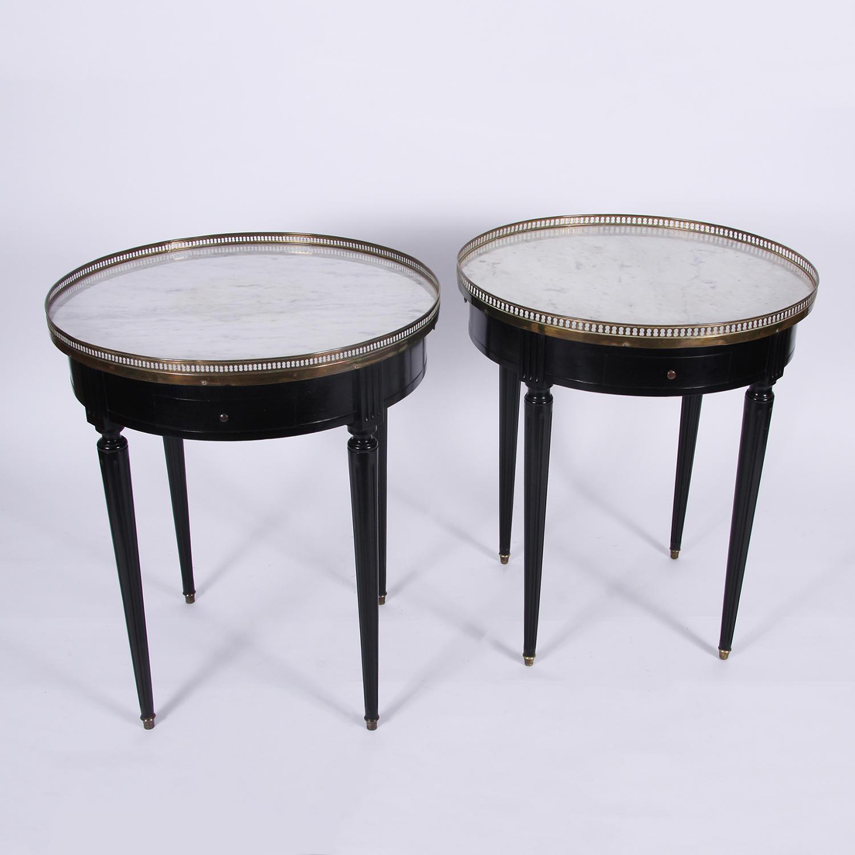 Pair of Bouilotte Tables