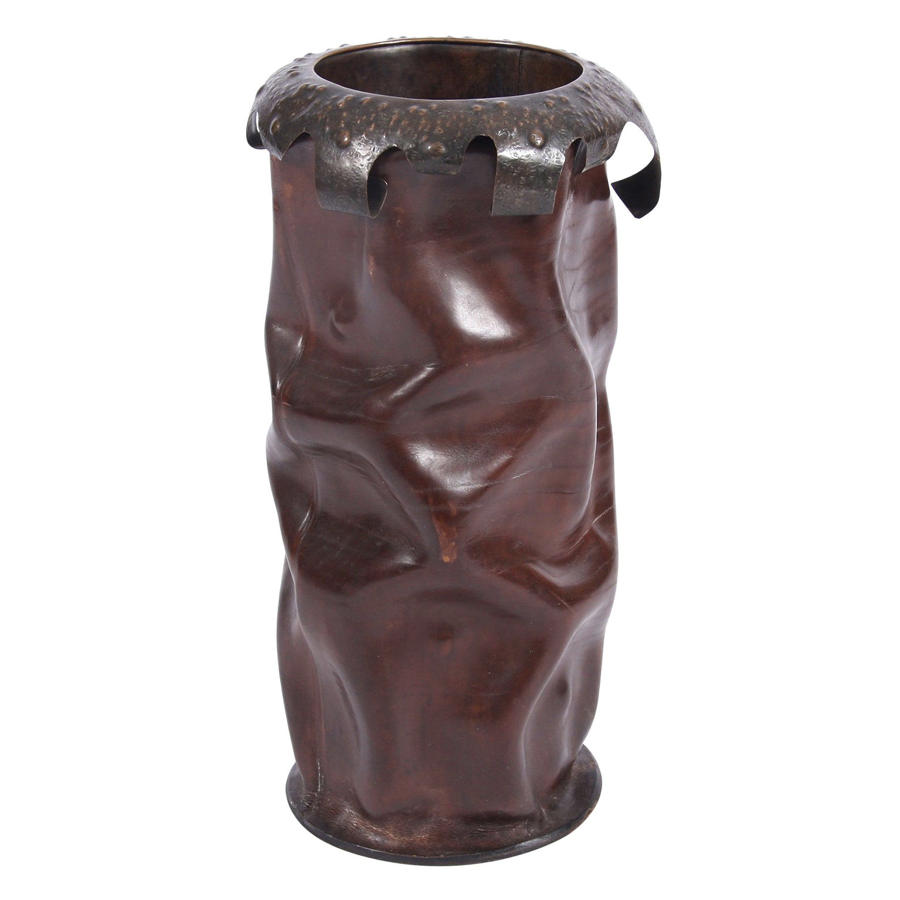 Leather Umbrella Stand