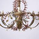 Tole Chandelier - picture 2