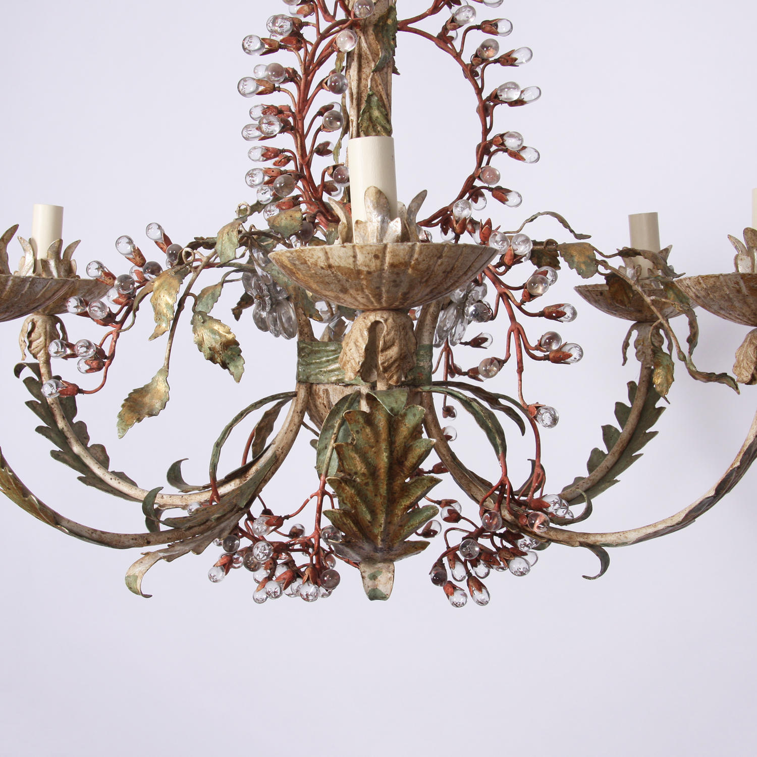 Tole chandelier in chandeliers tole chandelier picture 2 mozeypictures Image collections