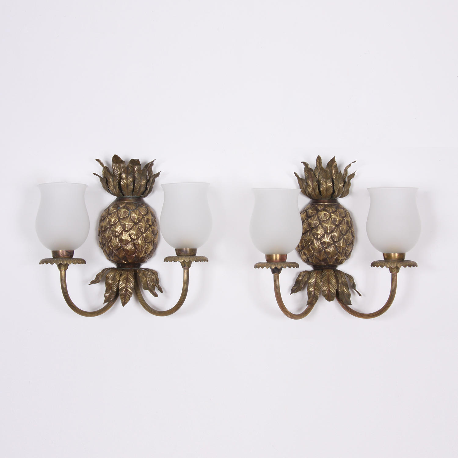 Pair of Maison Charles Wall Lights
