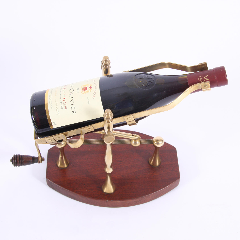 Brass Wine Decanter