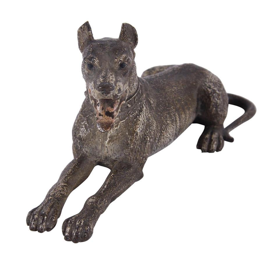 Bronze Sculpture of Great Dane