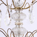 8 Branch Crystal Chandelier - picture 3