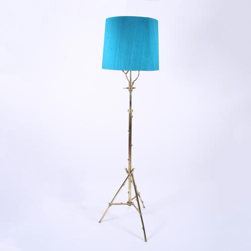 Brass 'Twig' Floor Lamp