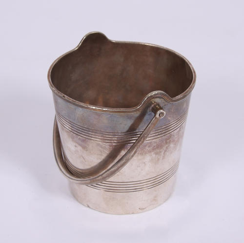 Small English Silver Plated Ice Bucket