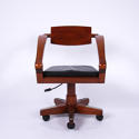 Italian Giorgetti Swivel Chair - picture 2
