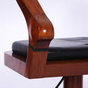 Italian Giorgetti Swivel Chair - picture 4