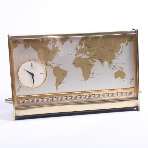 Asprey World Clock