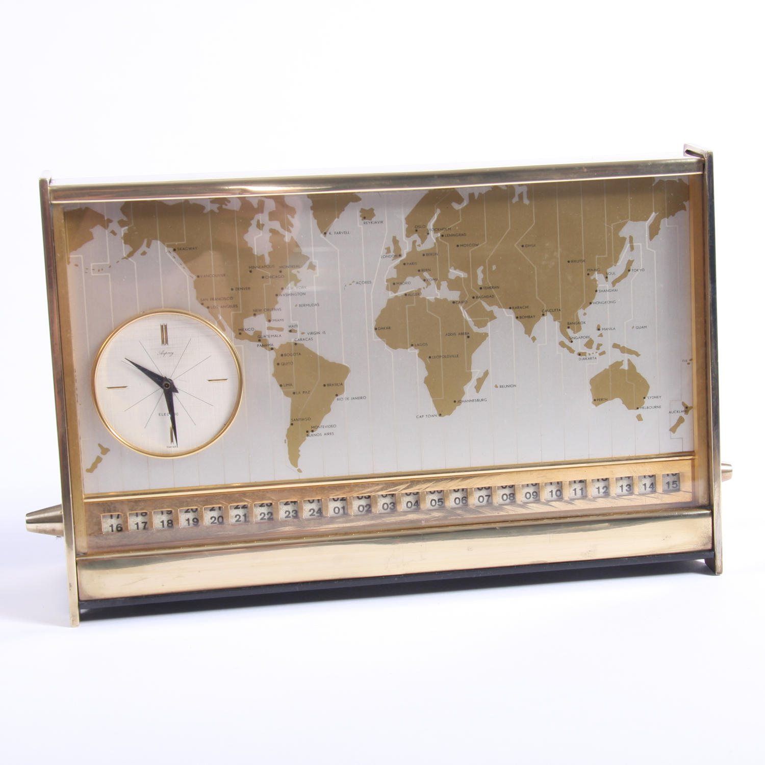Asprey World Clock