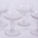 Set of Champagne Coupes - picture 4