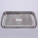 Silver Plated Tray - picture 3