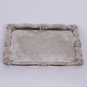 Small Silver Plated Tray - picture 5
