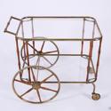 Bamboo Bar Cart - picture 2