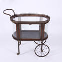 Early C20th Bar Cart - picture 1