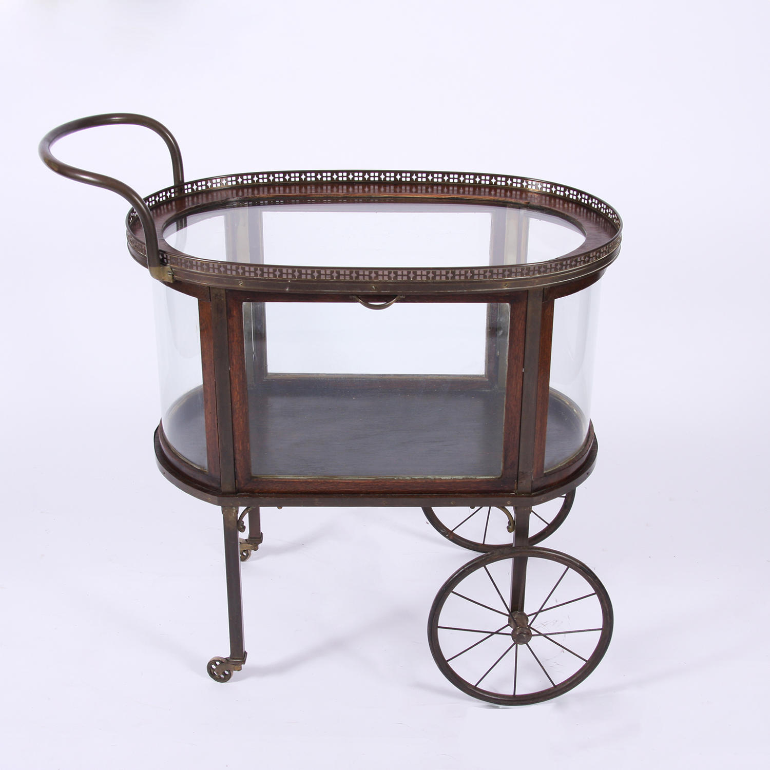 Early C20th Bar Cart