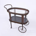 Early C20th Bar Cart - picture 2