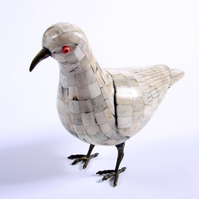 Bone Veneer Dove