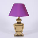 Brass Table Lamp - picture 1
