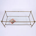 Brass Coffee Table - picture 2