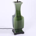 Green Ceramic Table Lamps - picture 4