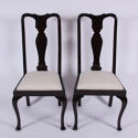 Set of Four Queen Anne Style Chairs - picture 2
