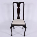 Set of Four Queen Anne Style Chairs - picture 3
