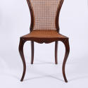 Pair of Caned Chairs - picture 4