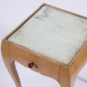 Pair of Mirrored Bedside Tables - picture 5