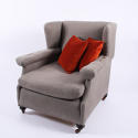 Grey Armchair - picture 2