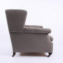 Grey Armchair - picture 3