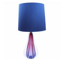 Blown Glass Lamp - picture 1