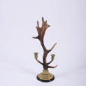 Antler Candlestick Holders - picture 2
