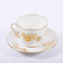 Set of Six Tea Cups and Saucers - picture 10