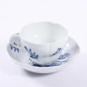 Set of Six Tea Cups and Saucers - picture 8