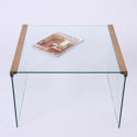 Glass Side Table - picture 1