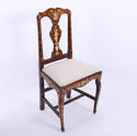 Pair of Ivory Inlaid Chairs - picture 2