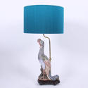 Pair of Exotic Bird Lamps - picture 2