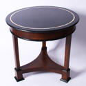 Gueridon Marble Top Table - picture 1