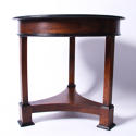 Gueridon Marble Top Table - picture 2