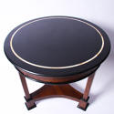 Gueridon Marble Top Table - picture 3