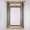 Regency Giltwood Mirror - picture 1