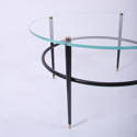 Circular Glass Coffee Table - picture 2