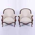 Pair of Armchairs - picture 1