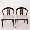 Pair of Giorgetti Chairs - picture 1