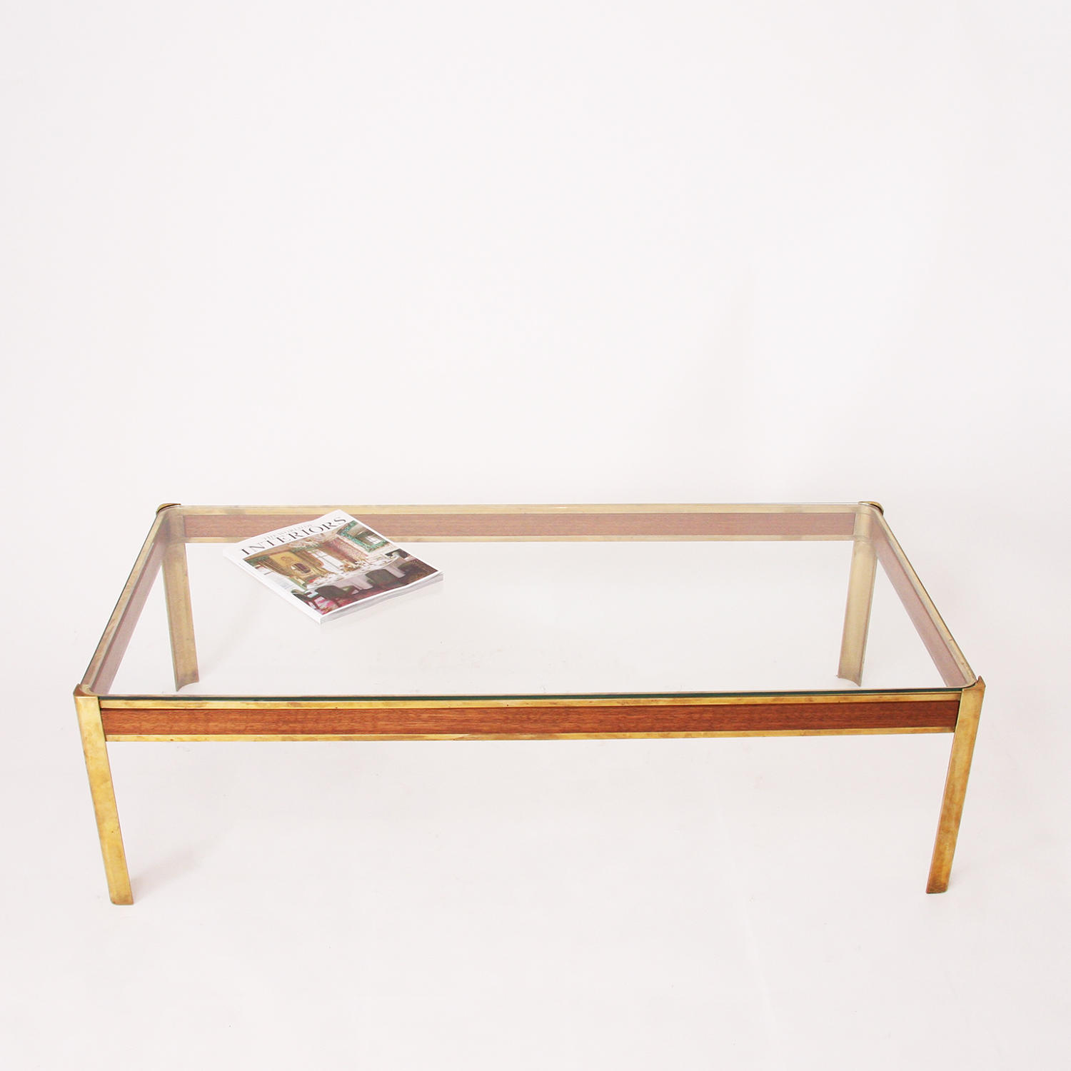 Jacque Quinet Coffee Table