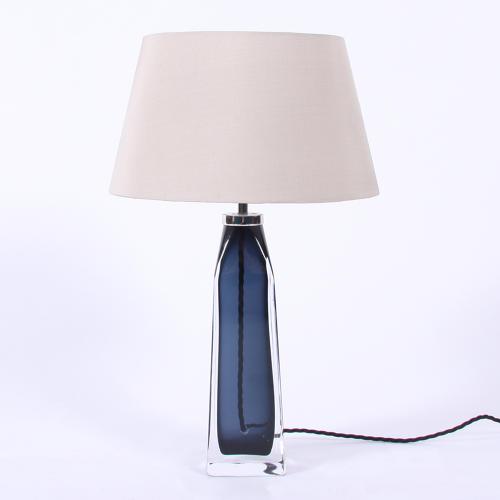 Single Orrefors Lamp