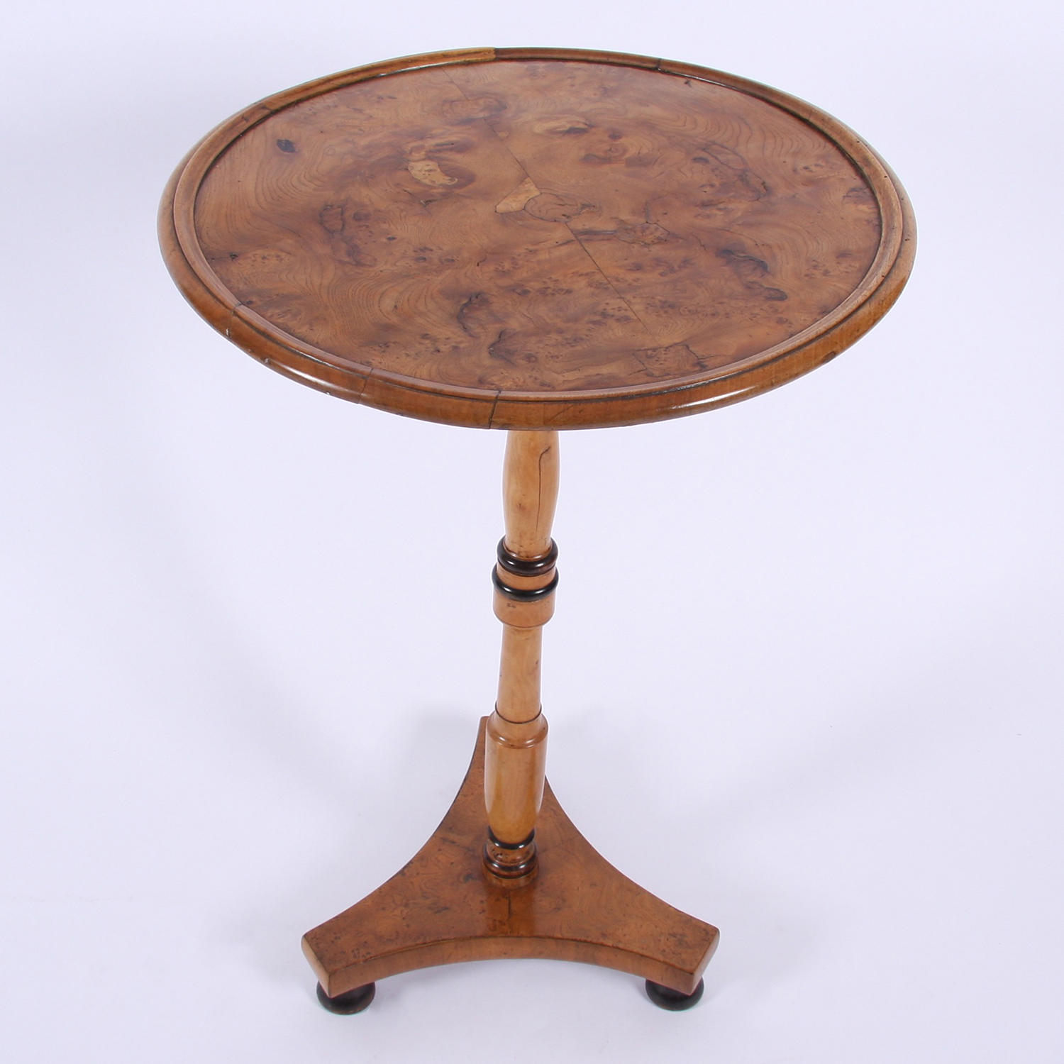 Burr Elm Table